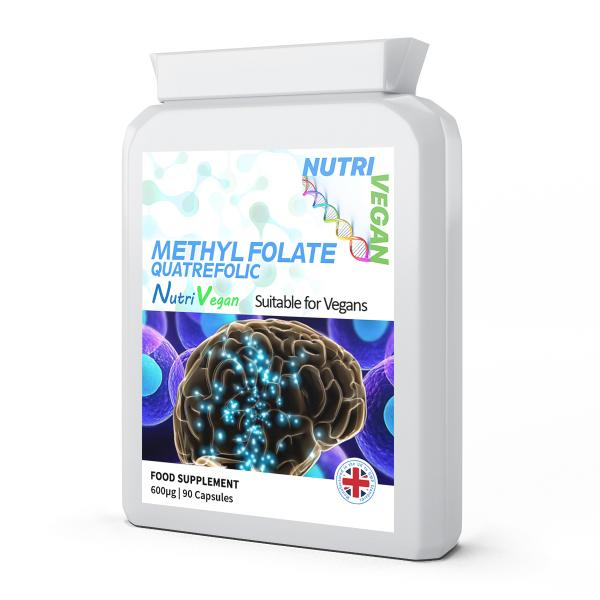 Methylfolate 600µg